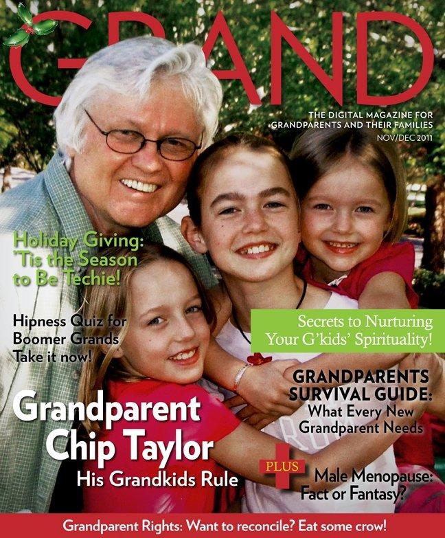 Grand Magazine Cover