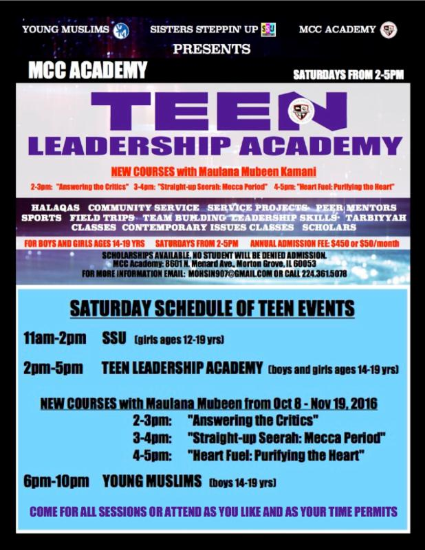 teen leadership Teen leadership is a youth leadership development program that provides career exploration, college preparation and exposure, speakers workshops recreational and social skill development for teens ages 14-17.