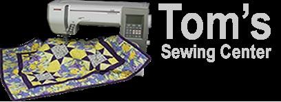 Tom's Sewing Machine