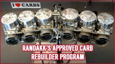 Randakk's Carb Rebuilder Program
