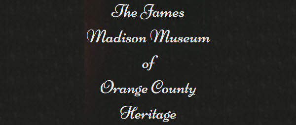 James                                                            Madison Museum                                                            Image