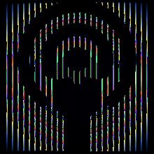 antenna person