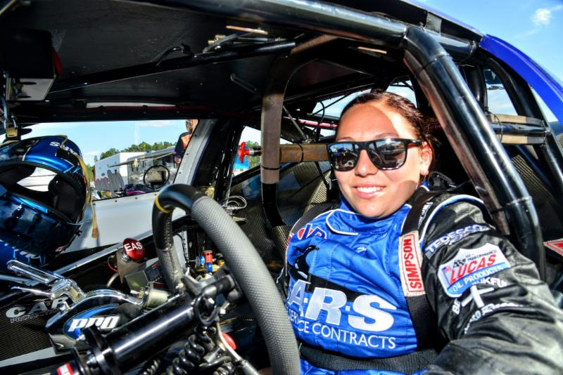 NHRA world champ Mia Tedesco riding  two-race winning streak into U.S. Nationals