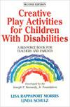 Creative Play Activities for Children With Disabilities book cover