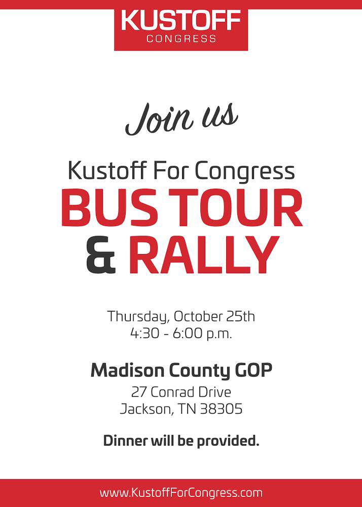 Kustoff Bus Tour