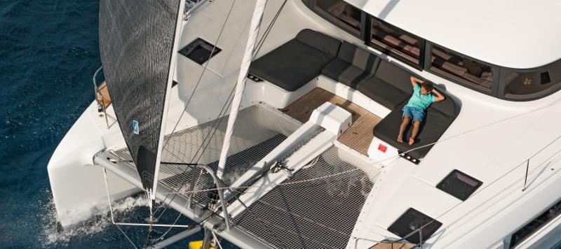luxury sailing vacation