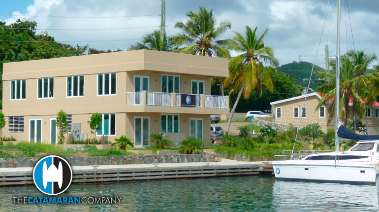 bvi charter vacation