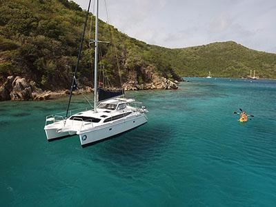 sailing catamaran bvi