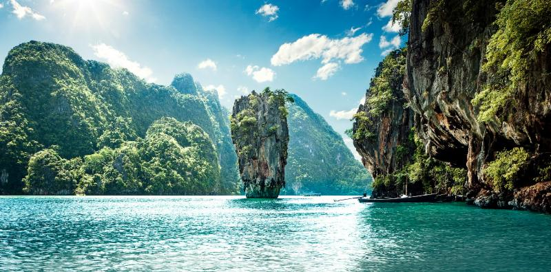Sailing Vacations on catamarans in  Phuket, Thailand