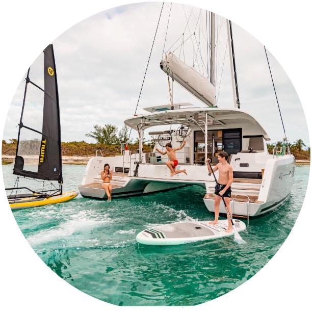 BVI sailing vacation charter