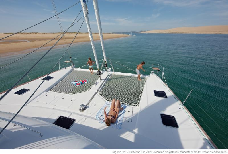 Go Sailing on Luxury Catamaran. $4,100 per Cabin for Two