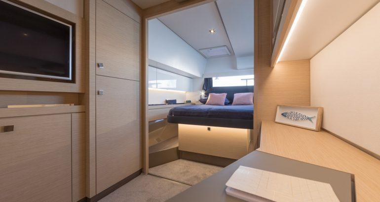 luxurious catamaran