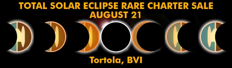 Total Solar Eclipse Rare Charter Sale August 21...