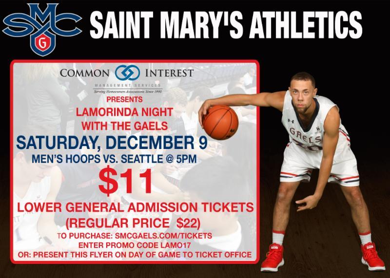 Saint Mary_s Basketball