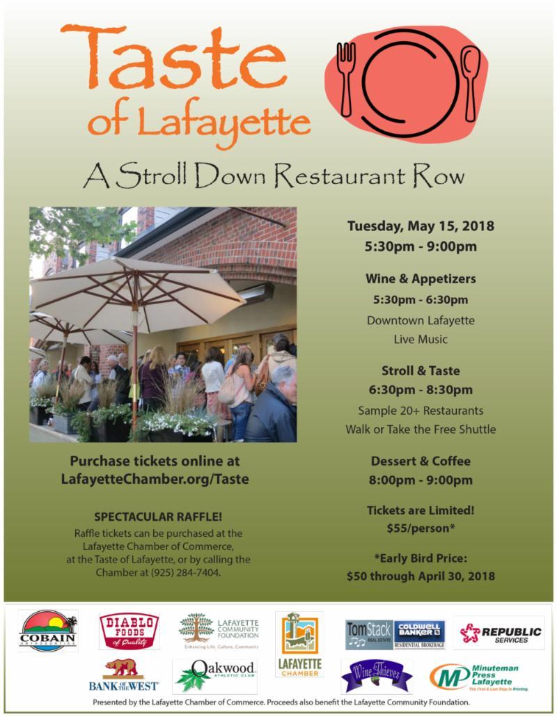 Taste of Lafayette