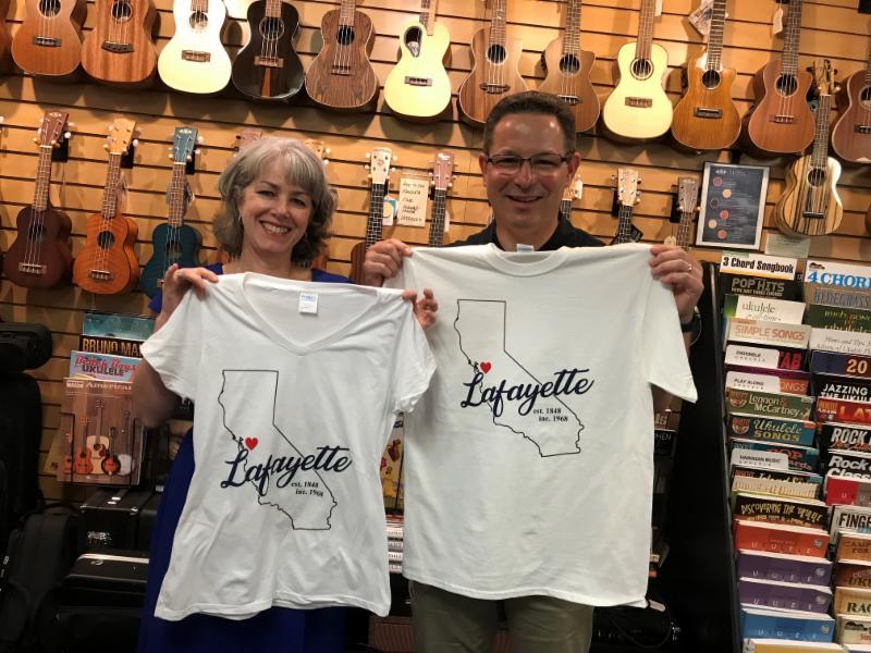 Colleen & John McCormick, Lamorinda Music