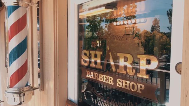 Sharp Barber Shop