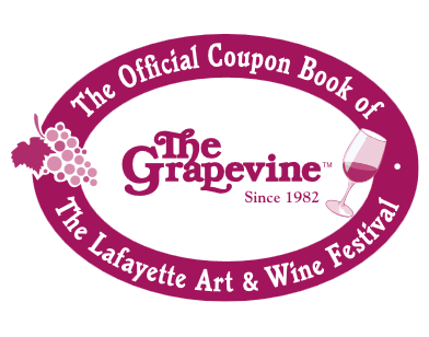 The Grapevine The Official Coupon Book of the Festival