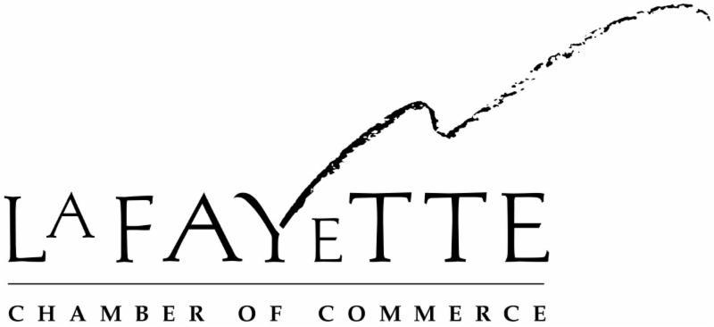 Lafayette Chamber Logo on White