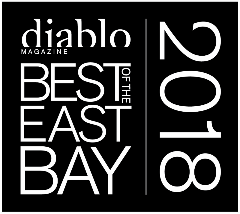 Diablo magazine's Best of the East Bay 2018
