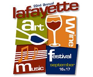 Lafayette Art _ Wine Fesitval