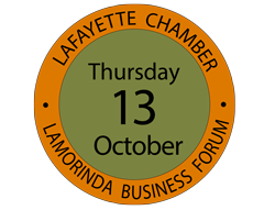 Lamorinda Business Forum - Thursday_ October 13