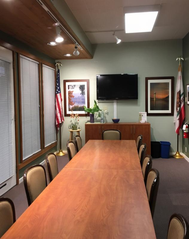Lafayette Chamber Conference Room