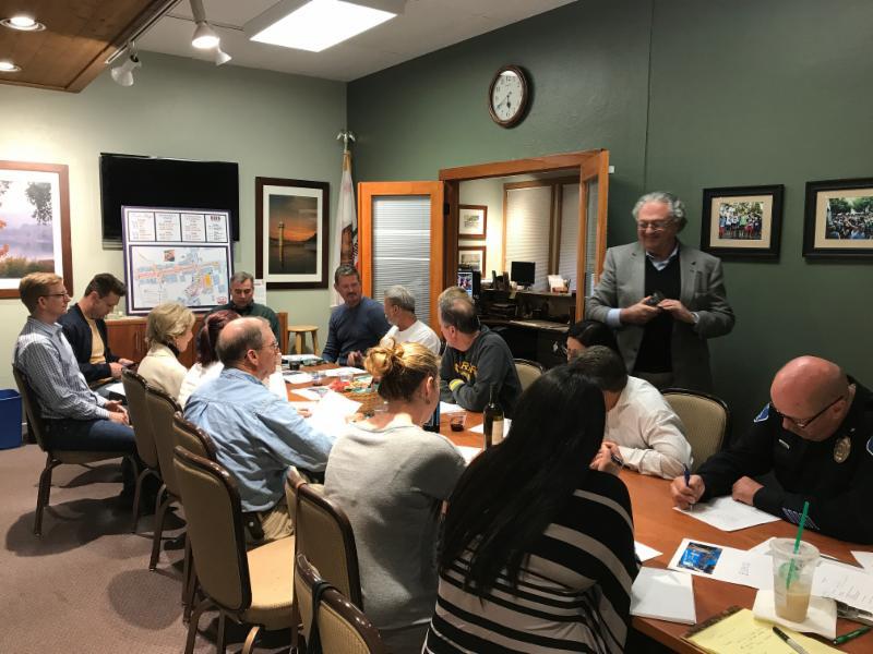 Lafayette Festival Committee Meeting