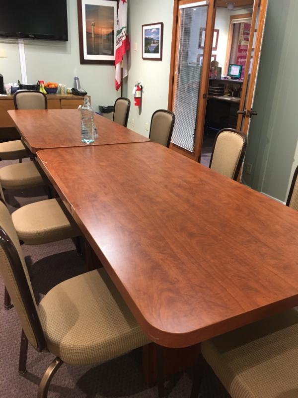 Boardroom Tables _ Cabinet - FREE