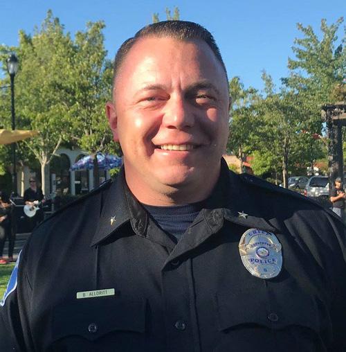 Lafayette Police Chief Ben Alldritt