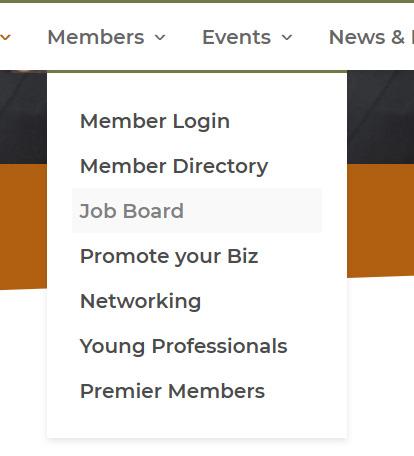 Lafayette Chamber's Job Board