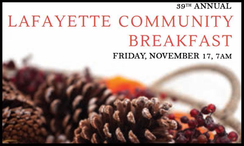Community Breakfast