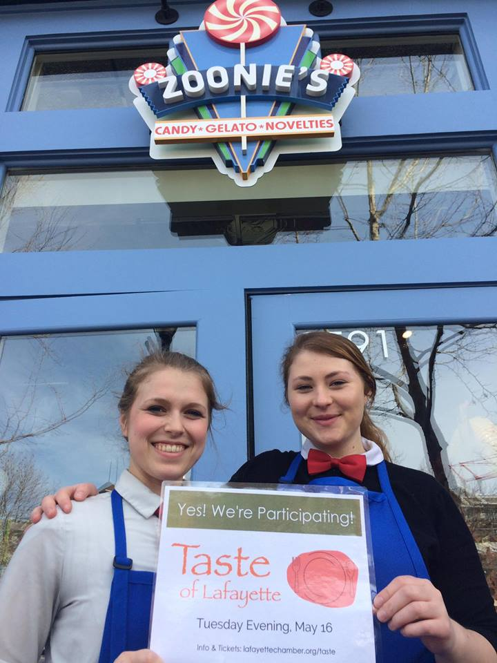 Zoonie_s in for Taste of Lafayette