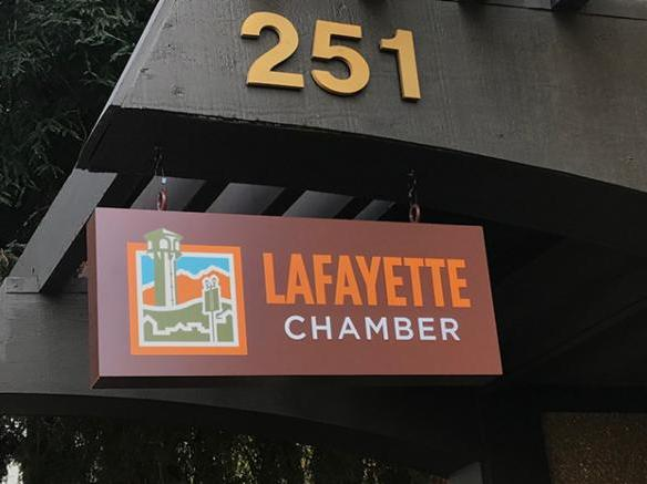 Welcome to the Lafayette Chamber
