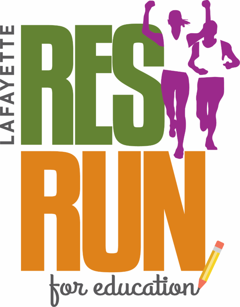 Lafayette Res Run for Education