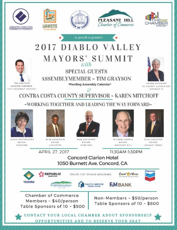 Diablo Valley Mayor_s Summit