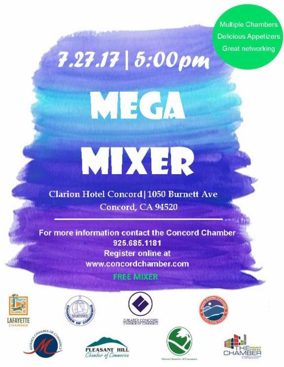 Mega Mixer - July 27