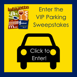 Enter the VIP Parking Sweepstakes