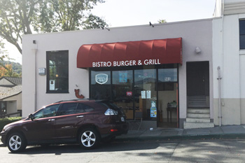Bistro Burger _ Grill