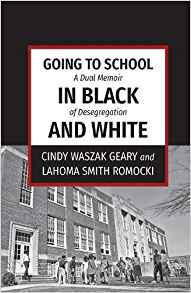 Going to School in Black and White book jacket
