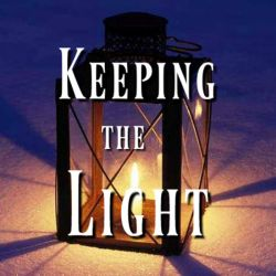 Keeping the light logo
