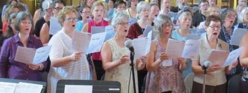 UMN Choir photo