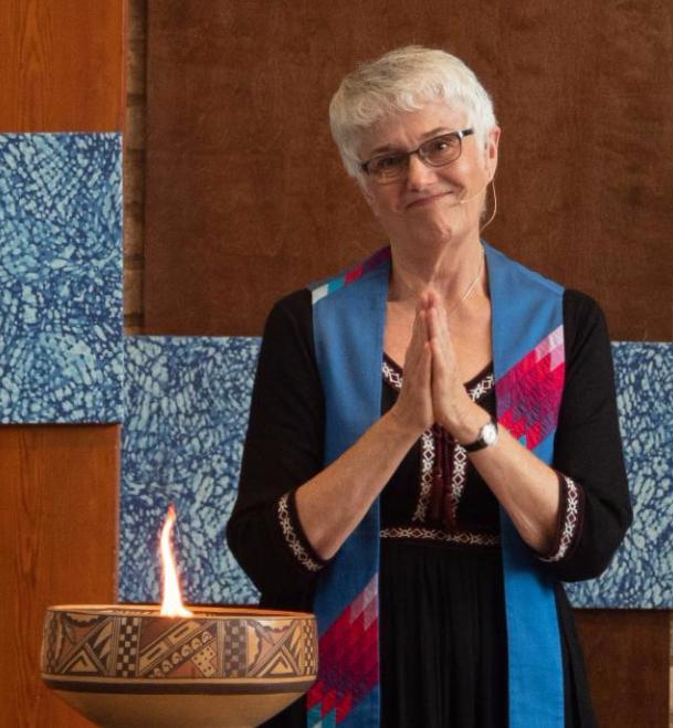 photo of Rev Beth