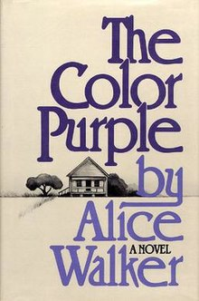 Color Purple book cover