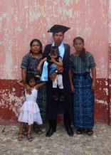 Selvin Guatemalan student