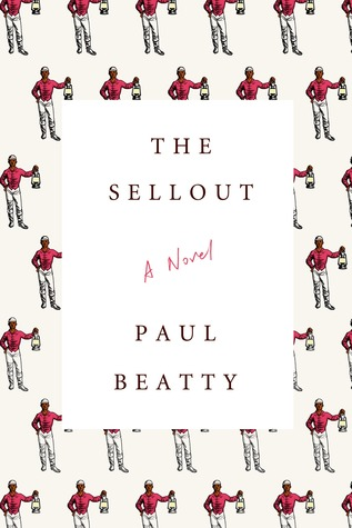 Sellout book jacket