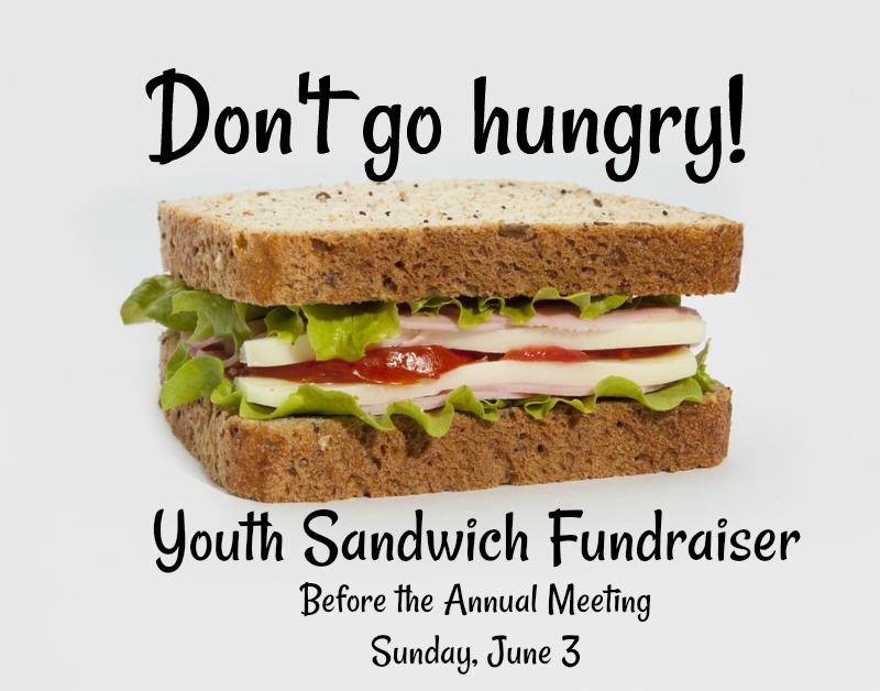 Sandwich Fundraiser