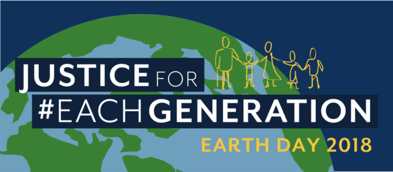 Earth for Each Generation logo