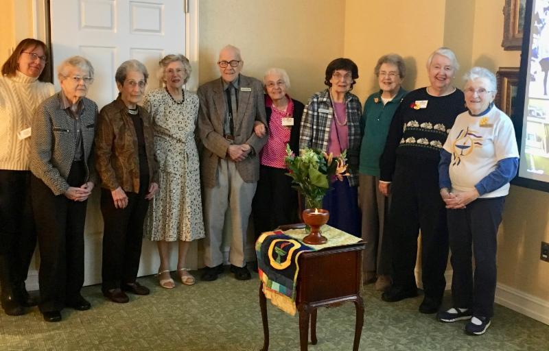 Goodwin House residents