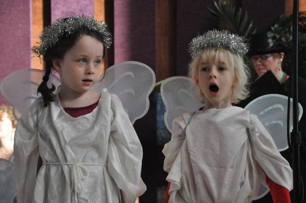 Two UU Angels